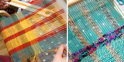 Weave a Scarf in a Day Workshop