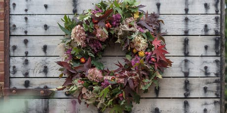 Autumn Wreath Making tickets