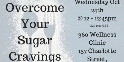 Overcome Your Sugar Cravings