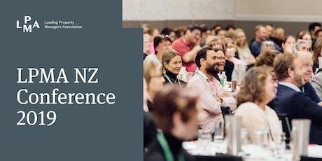 LPMA NZ 2019 Conference - Auckland tickets