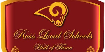 ROSS LOCAL SCHOOLS HALL OF FAME INDUCTION CEREMONY 2020