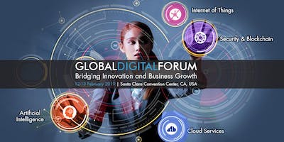 Global Digital Forum Conference - 20% OFF on Exhibitor Early Bird Registrations.