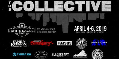 GCW presents The Collective - TICKET PACKAGES