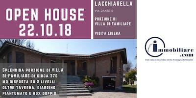 OPEN HOUSE VILLA Lacchiarella (MI)