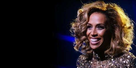 Glennis Grace in Zeegse (Drenthe) 12-10-2019 tickets