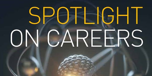 Spotlight on Careers: Getting through the Door
