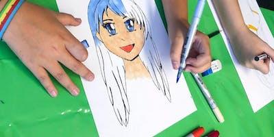 Manga Zeichenkurs | Workshop