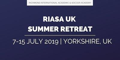 RIASA UK Summer Retreat 2019