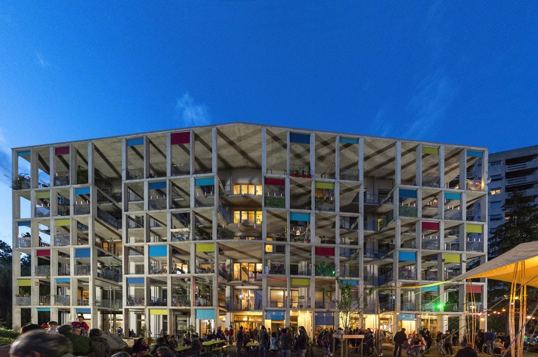 Accès au dossier Immeuble Soubeyran : vitrine de l'habitat de demain