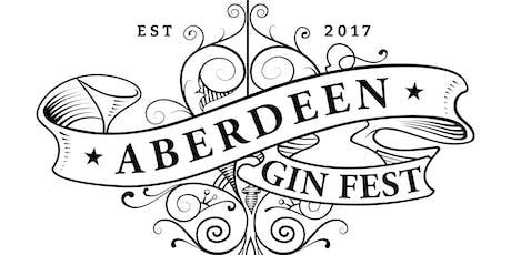 Aberdeen Gin Fest 2019 tickets