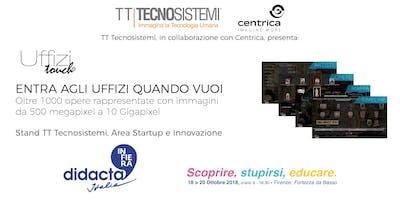Workshop TT Tecnosistemi&Centrica @DIDACTA 2018