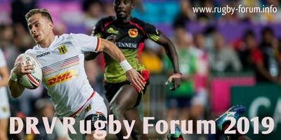 2.DRV Rugby-Forum 2019 by 2Kplus-Management GmbH