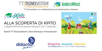 Workshop TT Tecnosistemi&Anderswinst | DIDACTA 2018 @Saletta S2