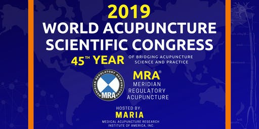 2019 World Acupuncture Scientific Congress