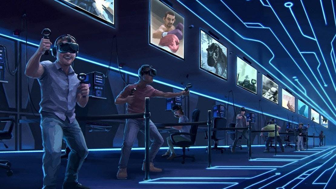 "Autism Ontario - Virtual Reality Arcade - ""Ct"