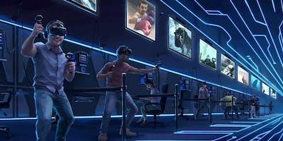 """Autism Ontario - Virtual Reality Arcade - \""""Ctrl V\"""" - Guelph / Autisme Ontario – Arcade de jeux en réalité virtuelle - « Ctrl V » - Guelph"""