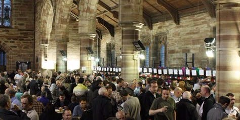 Waterloo Beer Festival, Old Christ Church - July 2019