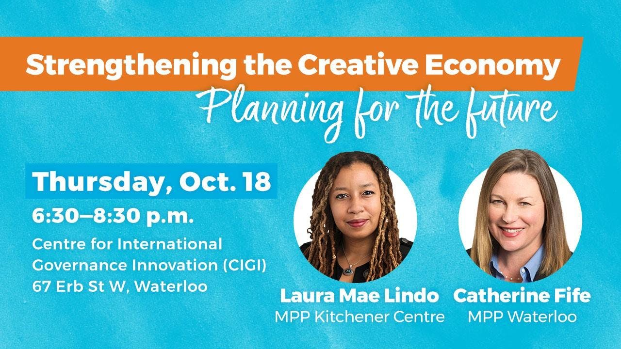 Strengthening the Creative Economy: Planning