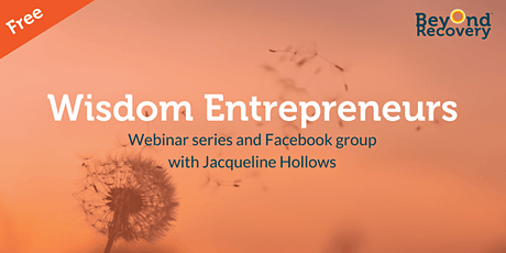 Wisdom Entrepreneurs - Webinar Series tickets