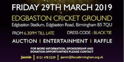 Focus Birmingham Charity Gala & Dinner