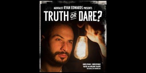 Ryan Edward's TRUTH OR DARE