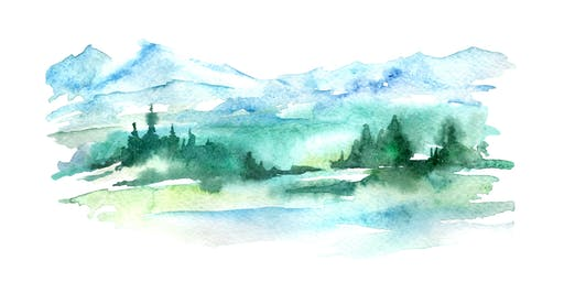 Walk & Watercolor