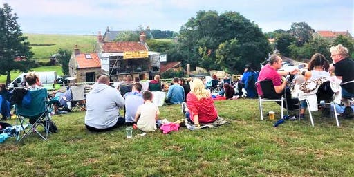 The Macmillan Acoustic Picnic Festival 2019 Sunday 4th August 2pm-10pm