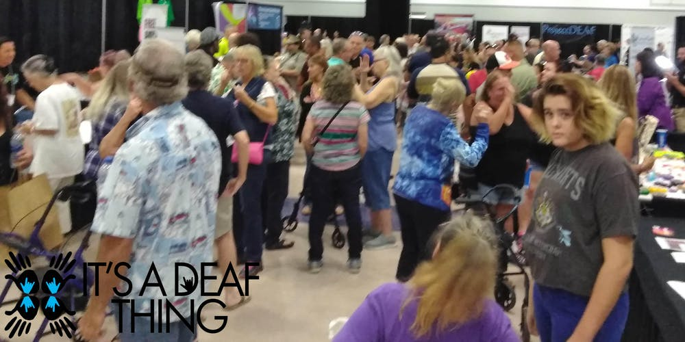 2019 Deaf Expo: It's a Deaf Thing Tickets, Sat, Oct 5, 2019 at 10:00