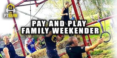 Pay & Play at The P.T Barn