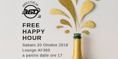 AF360 Free Happy hour