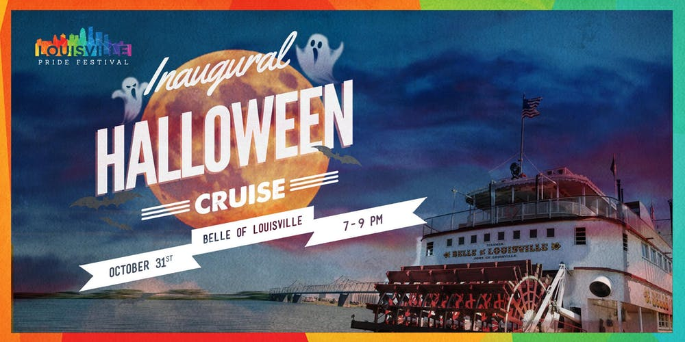 halloween cruise on the belle of louisville tickets wed oct 31 2018 at 600 pm eventbrite