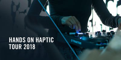 Native Instruments - HANDS ON HAPTIC Tour 2018 @ JustMusic TwoDays, Dortmund