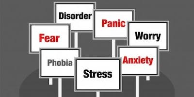 RESOLVING ANXIETY and PANIC: calming interventions to interrupt & overcome