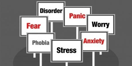 RESOLVING ANXIETY and PANIC: fast calming interventions to interrupt & overcome (2019) tickets
