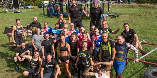 2019 TEAM U.K World OCR Championships Training Day