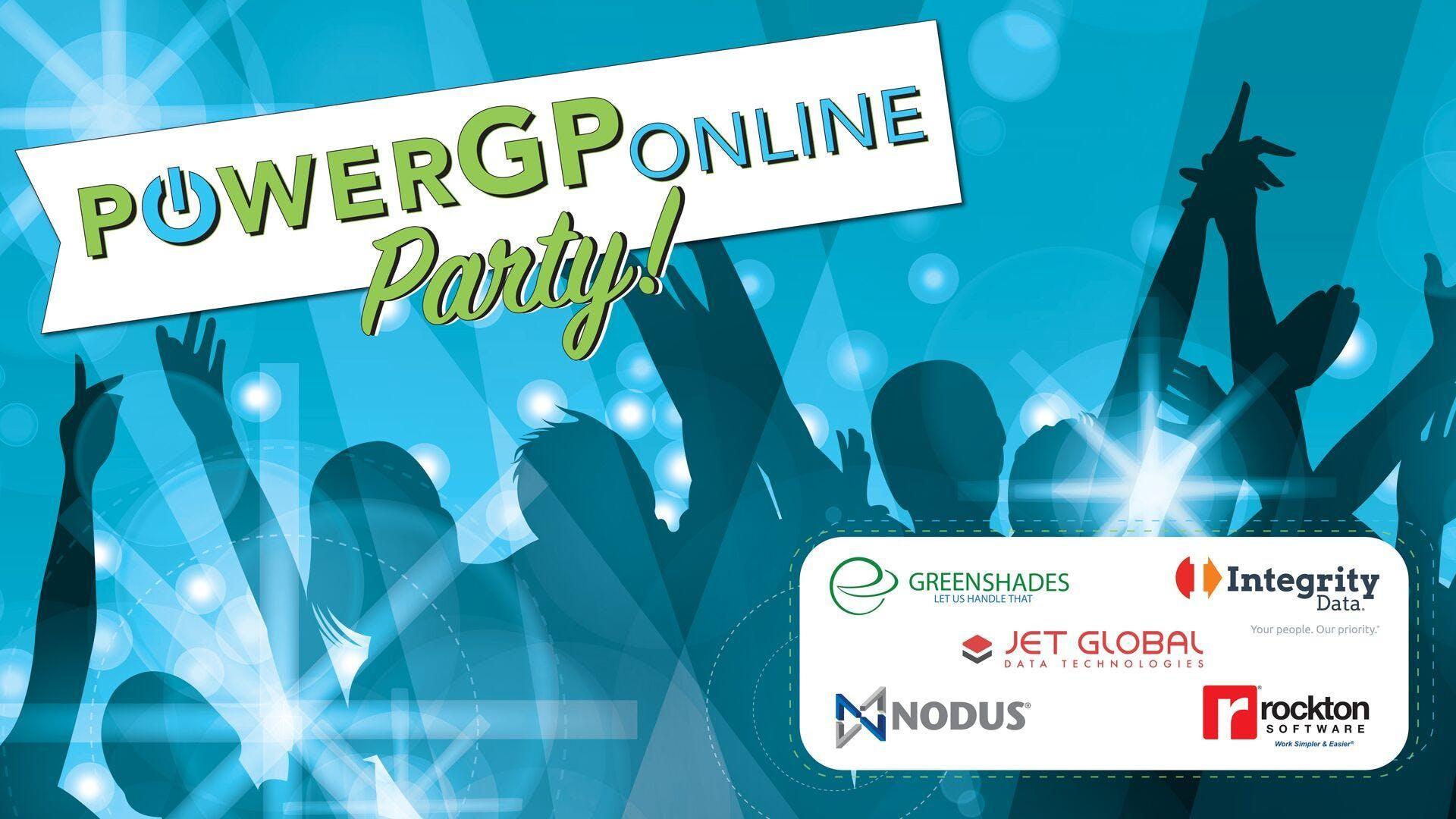 The PowerGP Online Party - Phoenix 2018