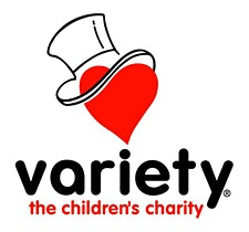 Variety, the Childern's Charity of SN logo