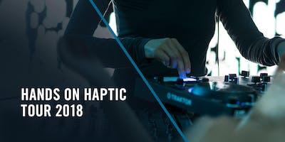 Native Instruments - HANDS ON HAPTIC Tour 2018 @ Musik Klier, Nürnberg