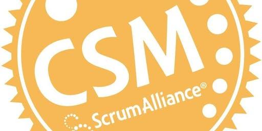 Certified ScrumMaster Training in San Antonio