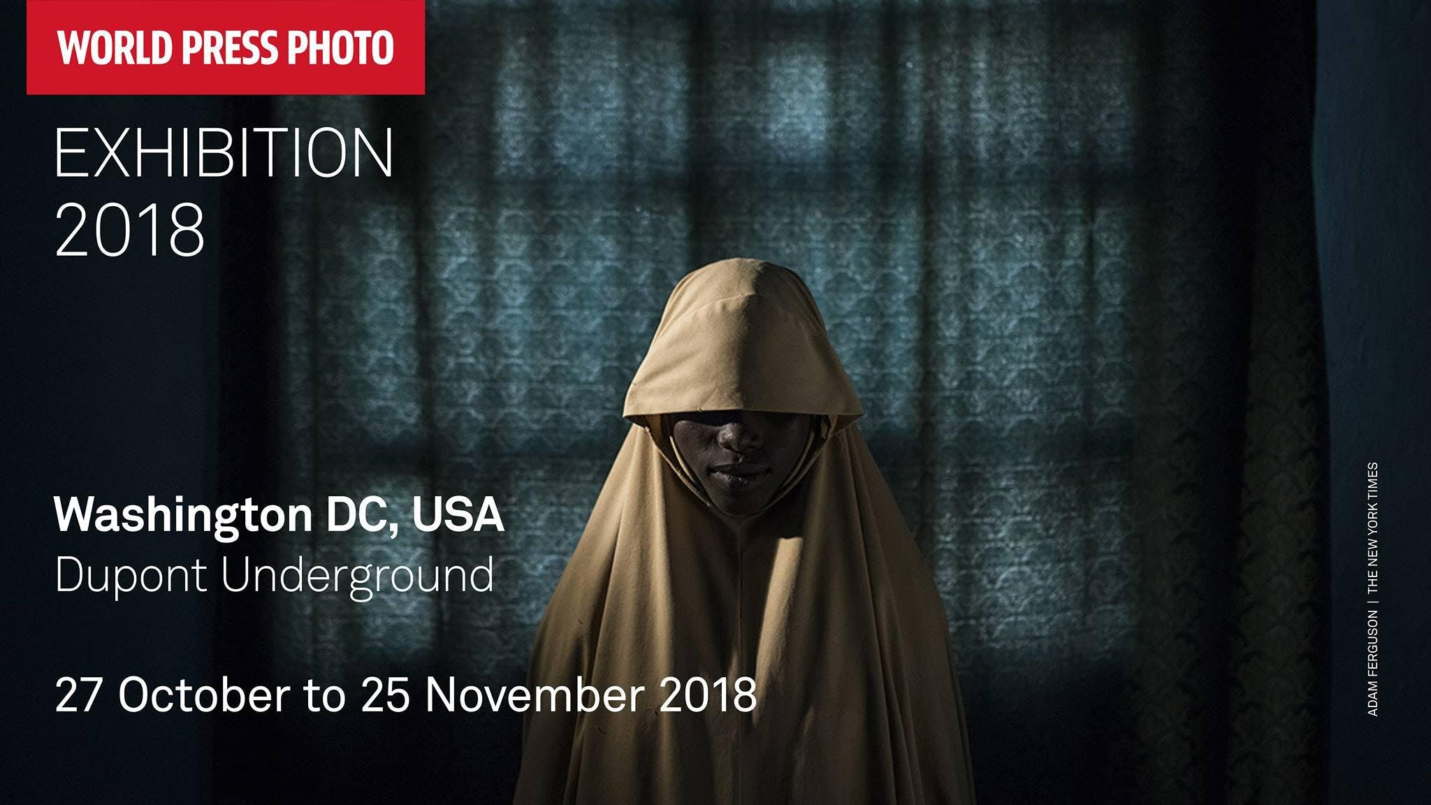 World Press Photo Exhibition 2018: The year's best photography & arts festival