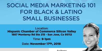 Social Media Marketing 101 for Black & Latino Small Businesses