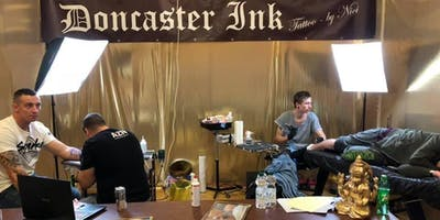 1.Tattoo Convention Hagen
