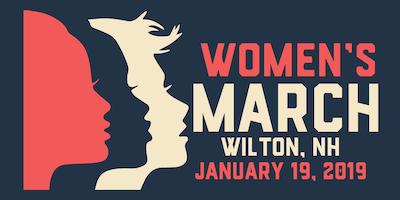 Women's March 2019 Wilton NH