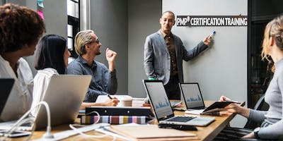 4 Day PMP Certification Training Course in Carmichael, CA