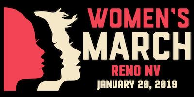 Women's March 2019 Reno NV