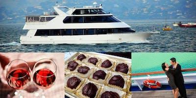 Chocolate & Wine CRUISE on San Francisco Bay: Ninth Edition