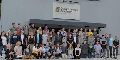 Quest Forward Academy Open House - January 17, 2019