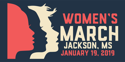 Women's March 2019 Jackson MS