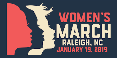 Women's March 2019 Raleigh NC