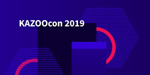 KAZOOcon 2019: The Frequency of Innovation